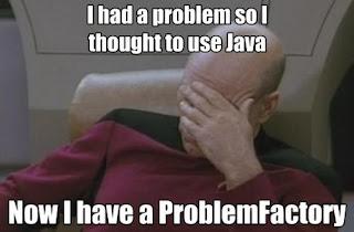 Java Problem Factory