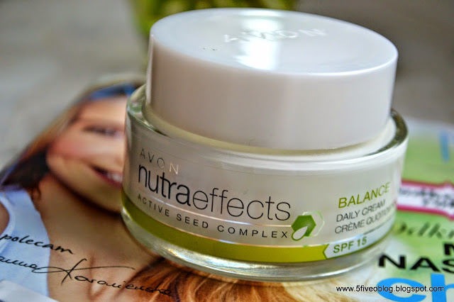 Odkrycie roku w dodatku w niskiej cenie-Nutra Effect Balance Daily Cream. Matująco-nawilżający krem.