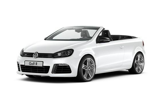 Nuevo Volkswagen Golf R Cabriolet precios para España 2013