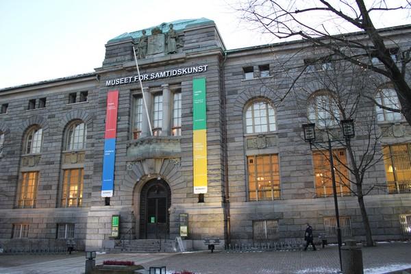 Oslo Muzeum Sztuki Współczesnej