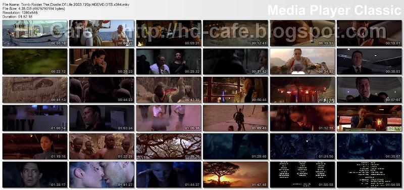 Lara Croft Tomb Raider - The Cradle of Life 2003 video thumbnails
