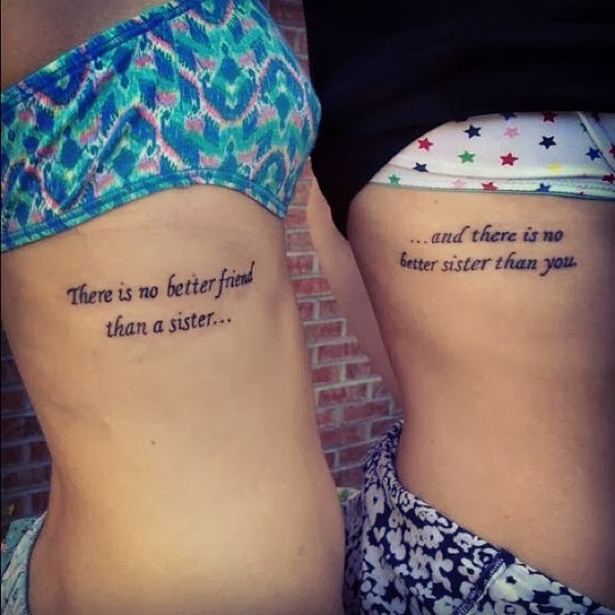 Cute Sister Picture Ideas Cute Sister Tattoo Ideas