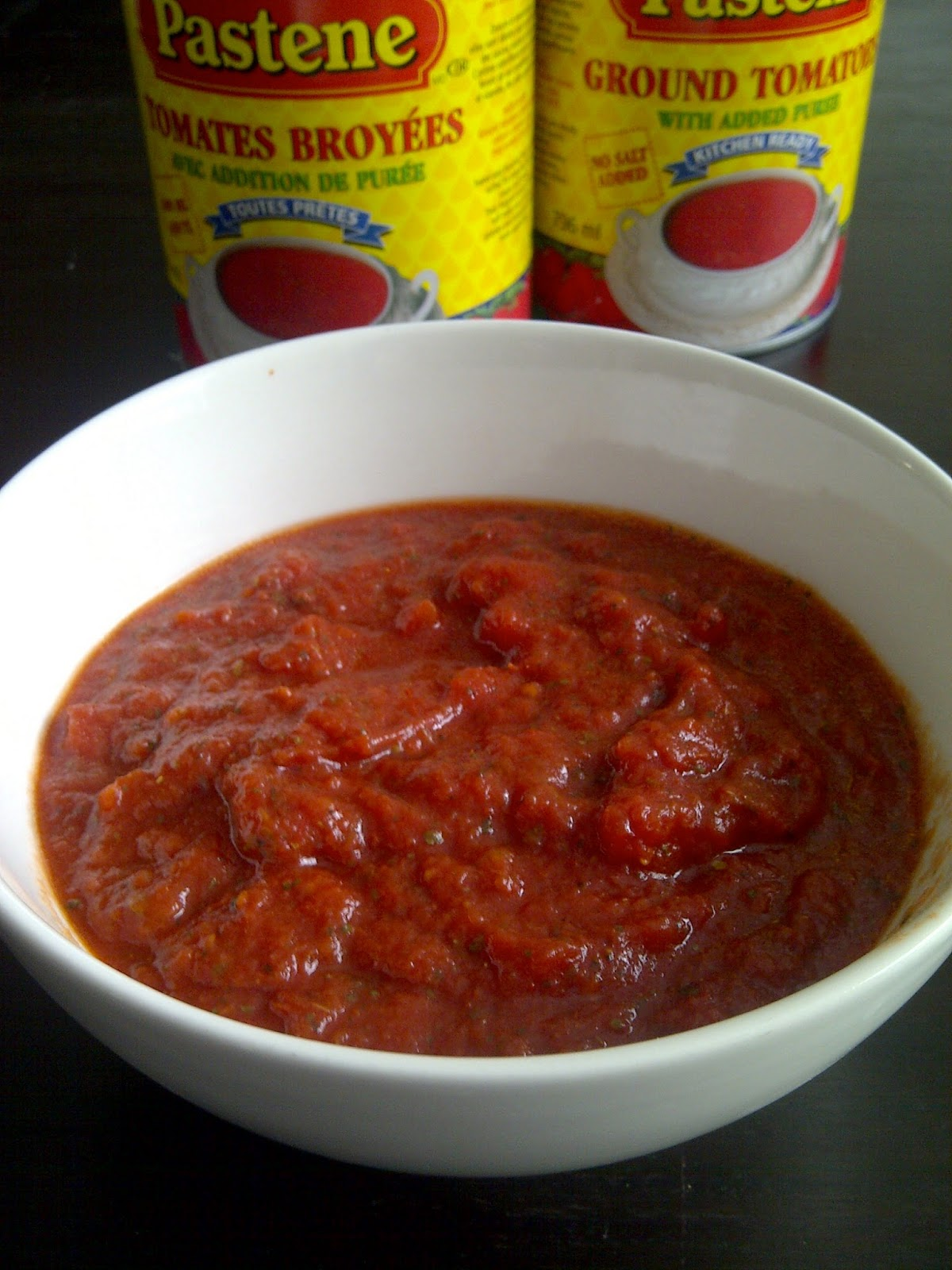 5 Minute Marinara - Wicked Good- Wicked Quick - www.soliloquyoffood.com