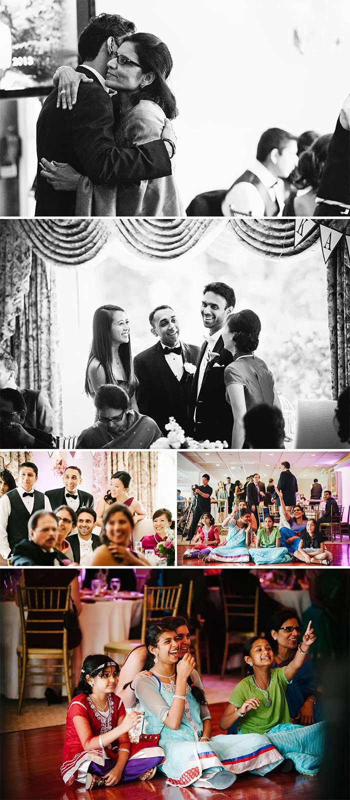 New York Long Island wedding photography Swan Club reception