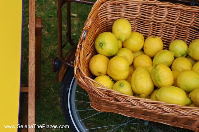 Lemons at Taste of London 2013