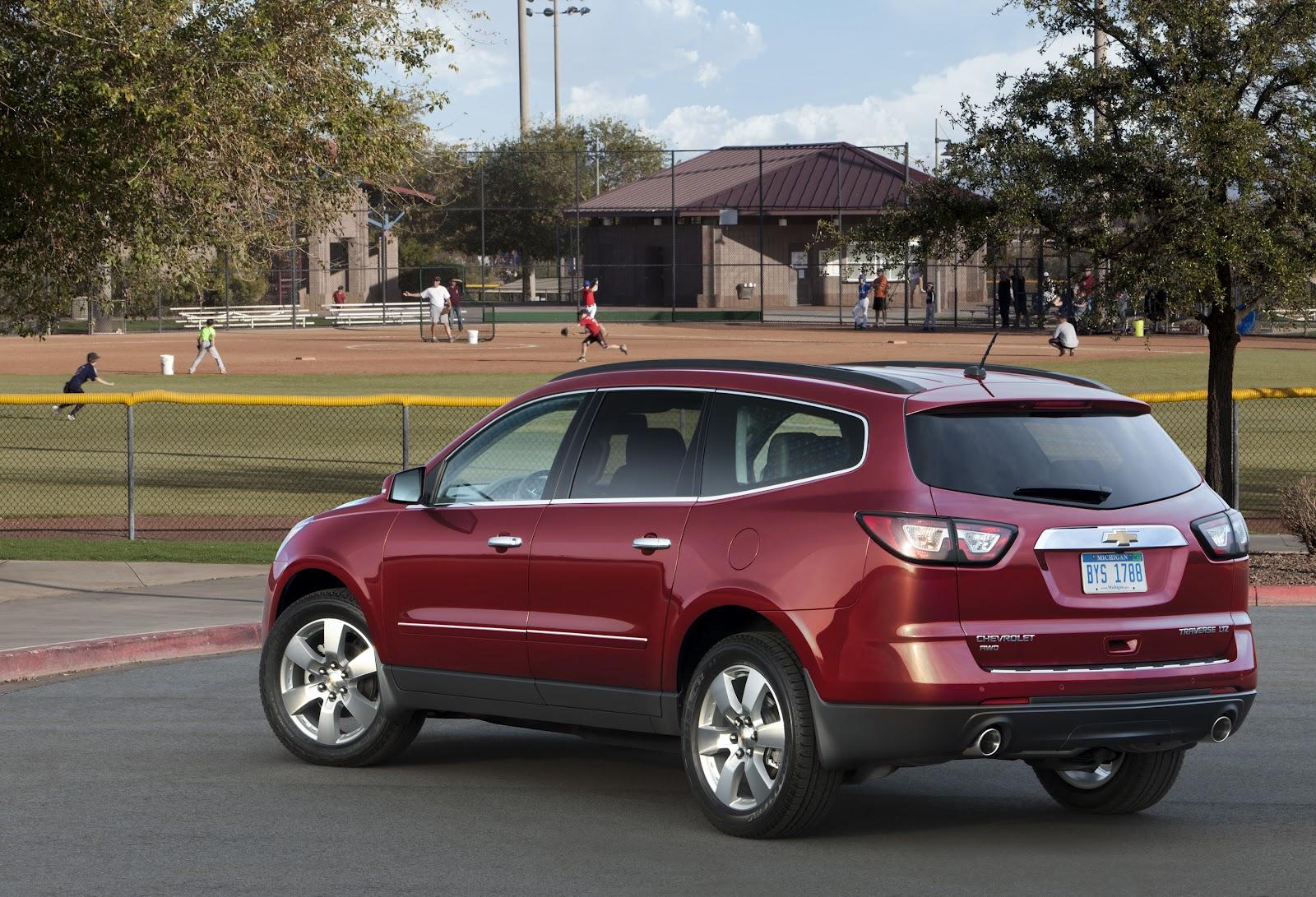 chevrolet - 2009 - [Chevrolet] traverse 2013+chevrolet+traverse+4