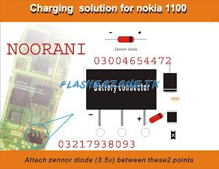 nokia 1100 charging  jumper diagram hardware solution|nokia 2300 charging     jumper diagram hardware solution