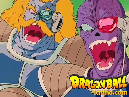 Dragon Ball Z capitulo 45