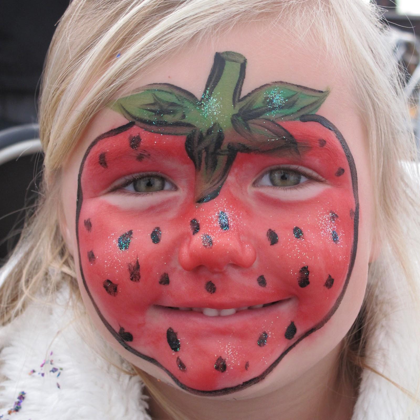 Children entertainment event face paint face painter greymouth kids