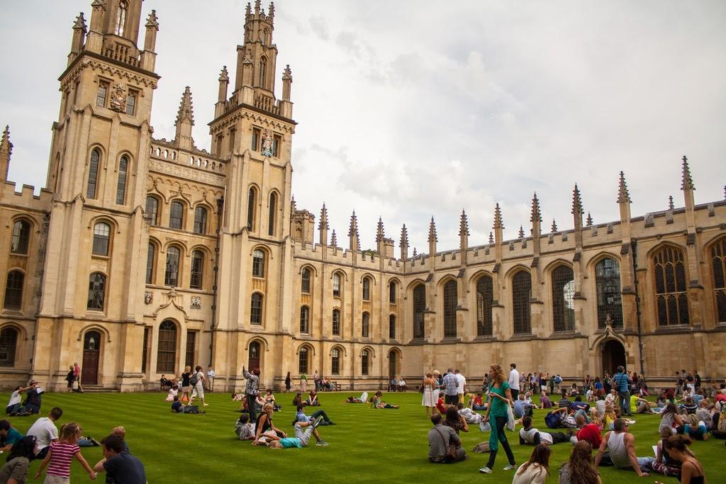 Universitas Terpopuler di Dunia 1