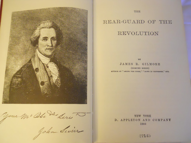 The Rear Guard of the Revolution by James R. Gilmore