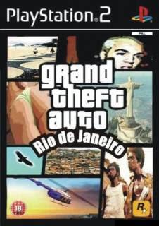 GTA Rio De Janeiro   PS2