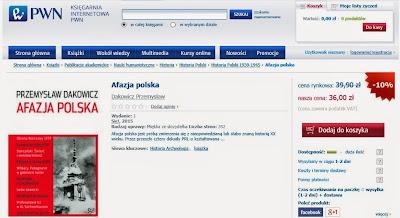 http://ksiegarnia.pwn.pl/produkt/275270/afazja-polska.html