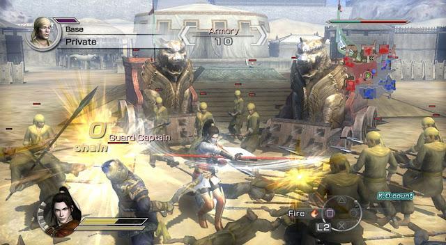 Dynasty Warriors 6 Screenshots 1