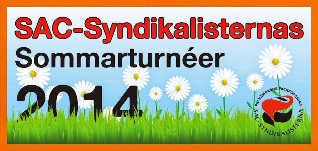 Sommarturnéerna 2014