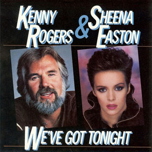 Kenny Rogers &amp; Sheena Easton - We've Got Tonight