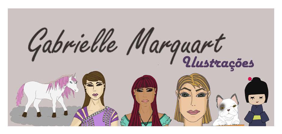 Ilustrações - Gabrielle Marquart