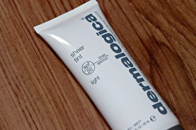 dermalogica sheer tint light