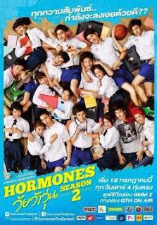 Tuổi Nổi Loạn Phần 2 Thuyết ... - Hormones Season 2