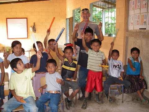 Les enfants heureux