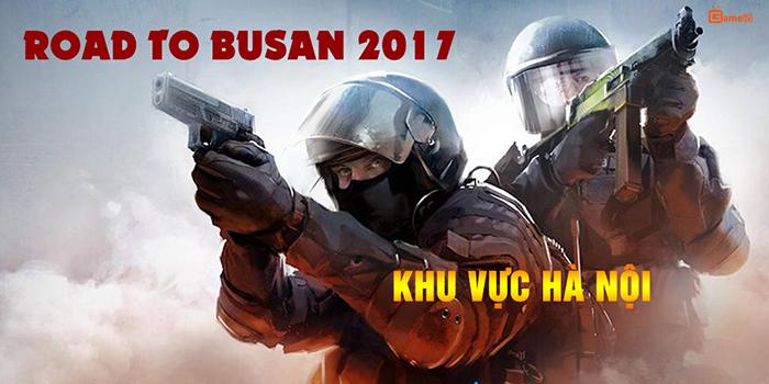 Dự đoán những thế lực của Road to Busan 2017 tại Hà Nội