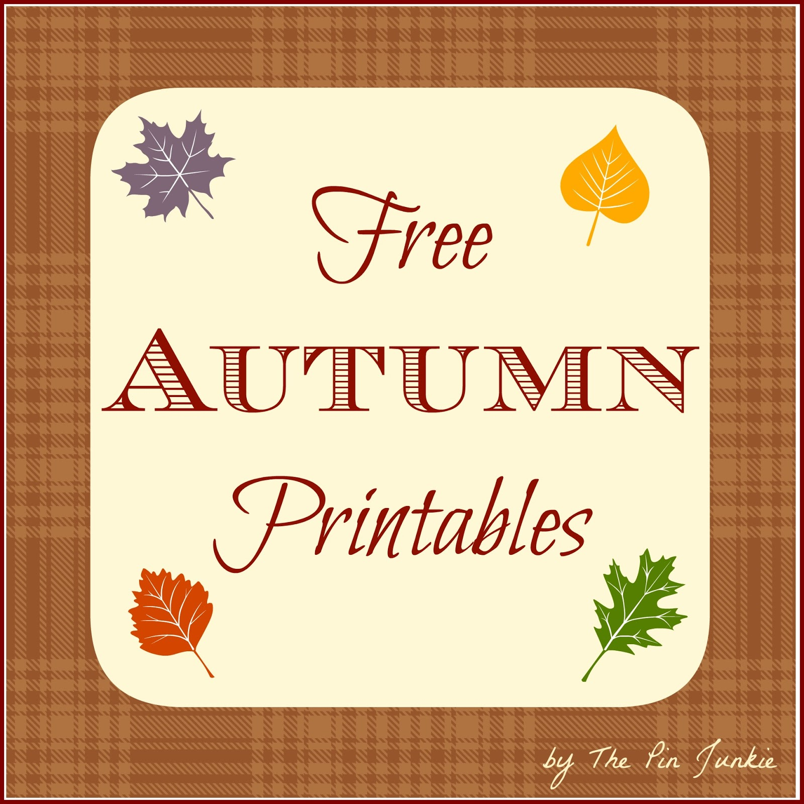 It is a picture of Clean Printable Fall Pictures