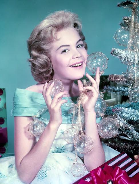 Sandra Dee Christmas