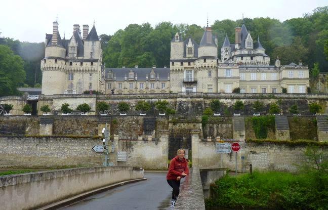 Château de Ussé.