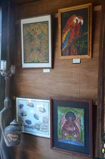 irawan art gallery cafe