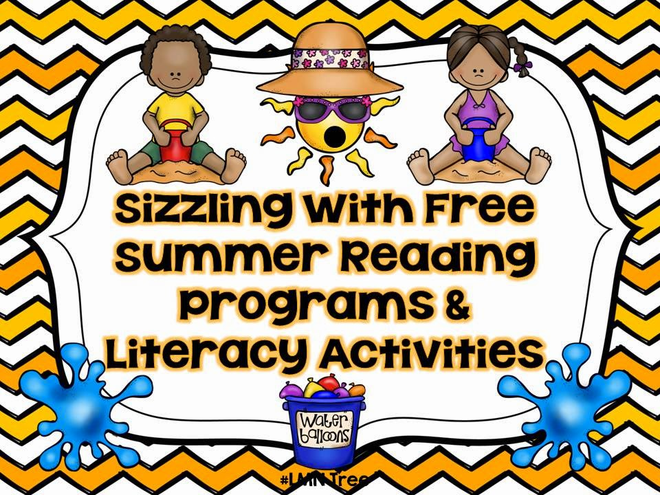 LMN Tree: Sizzling with Free Summer Reading Programs and Literacy ...