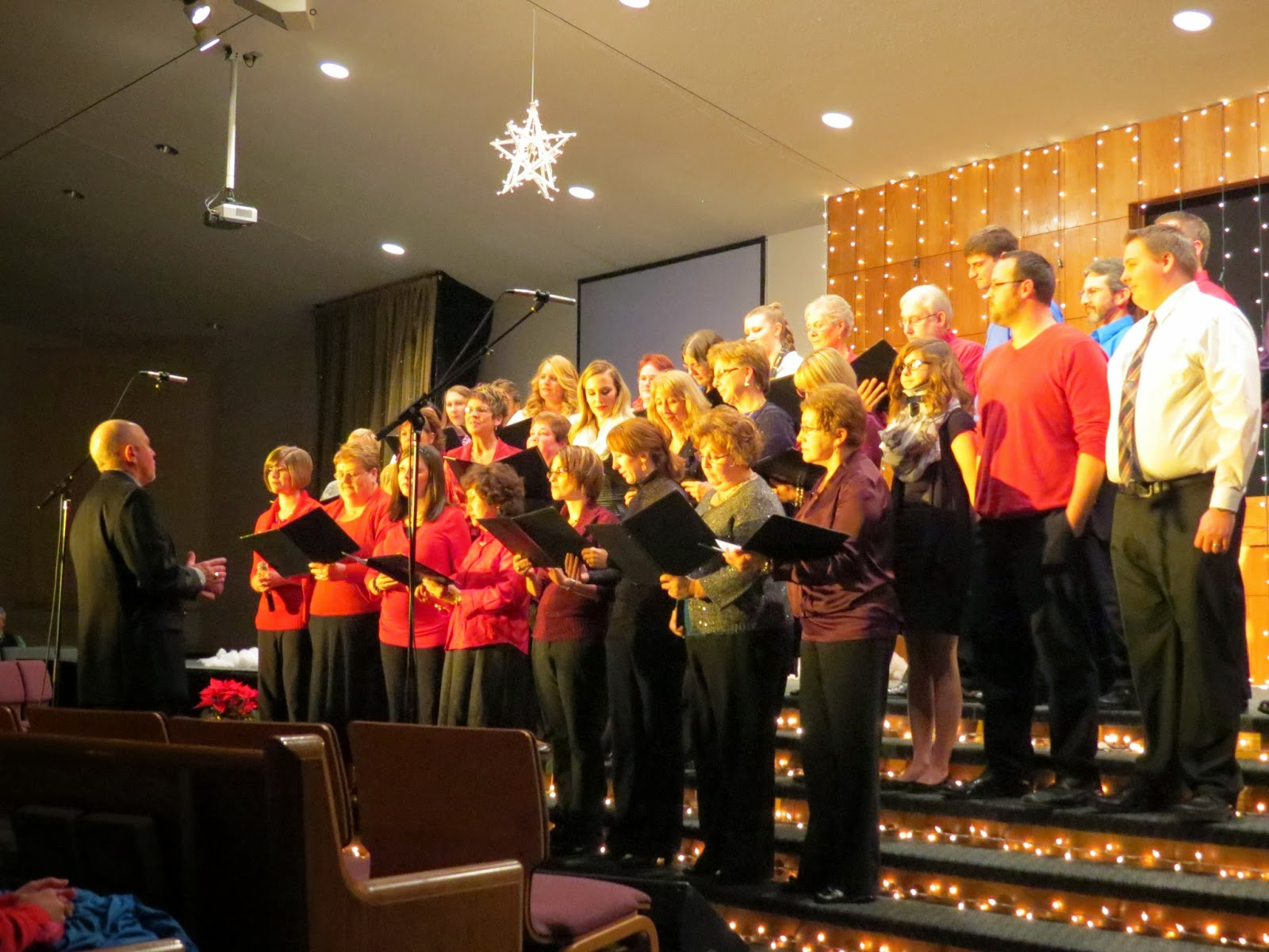 Shelby Road Christmas Starlight concert