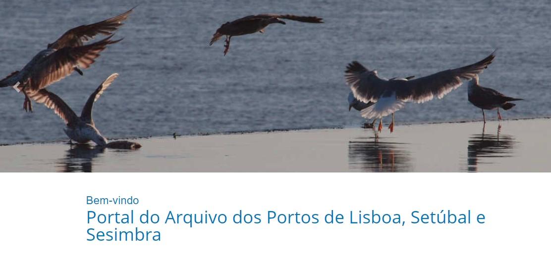 Arquivo portos Lisboa e Setúbal