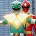 Power Rangers Suepr Megaforce - Novas imagens das filmagens