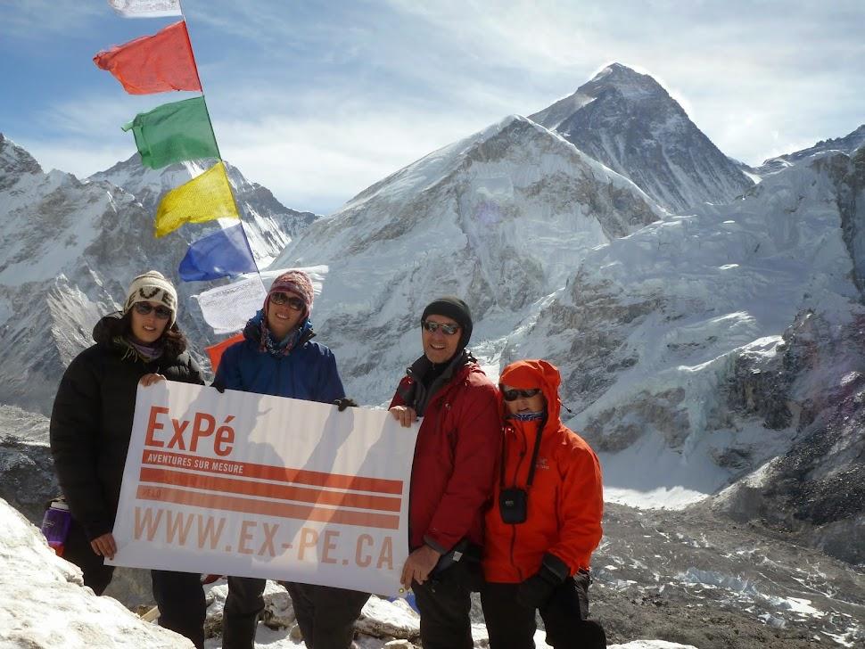 Kala Pattar - Himalaya