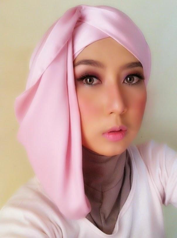 Fashion Hijab Ke Pesta