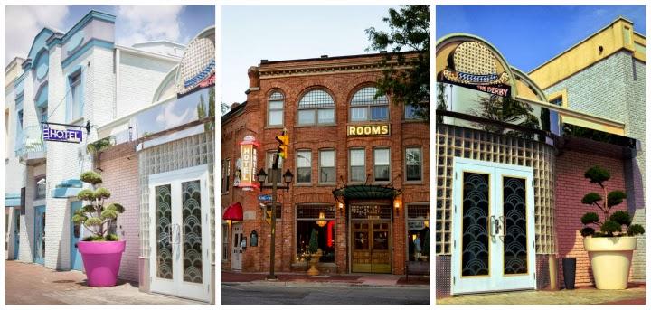retro suites, Chatham Ontario, hotel, inn, accomodations, vintage, tourist