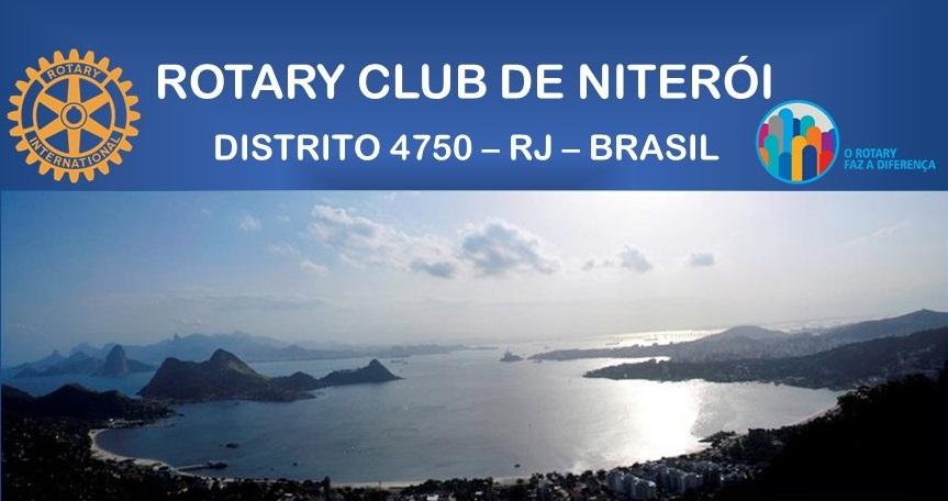 ROTARY CLUB DE NITERÓI - Distrito 4750