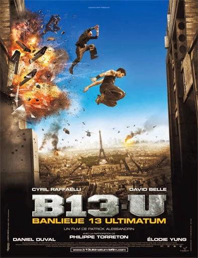 Ver Distrito 13: Ultimatum (Banlieue 13: Ultimatum) (2009) Online
