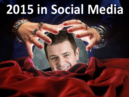 What will 2015 hold for social media? A roundup of predictions