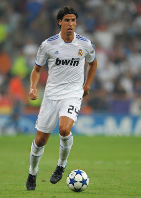 Sami Khedira - Real Madrid CF (1)