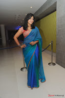 actress anjali hot saree photos at masala telugu movie audio launch+(1) Anjali Saree Photos at Masala Audio Launch