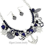 Navy Anchor Jewelry
