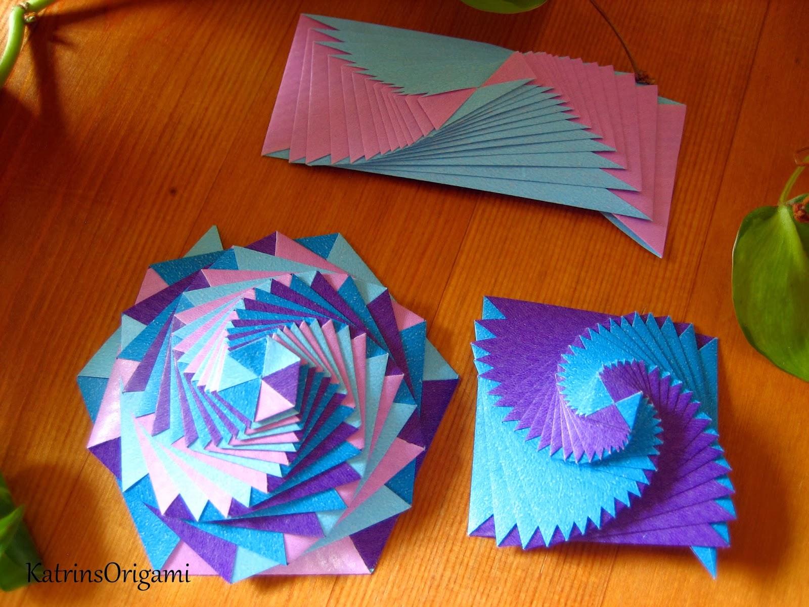 Origami die Kunst des Papierfaltens: Februar 2014