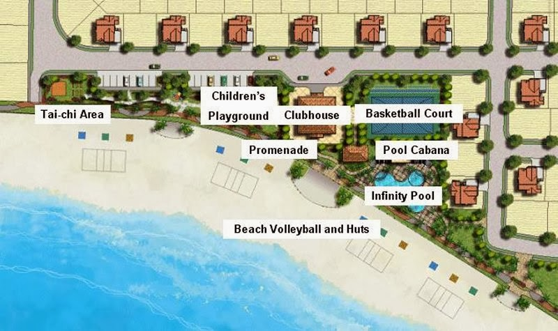 Ocean Cove - Talomo, Davao City - Amenities