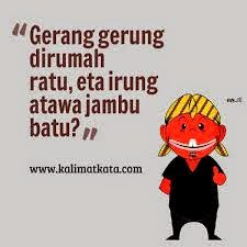 Berikut Ini Contoh Sms Pantun Bahasa Jawa
