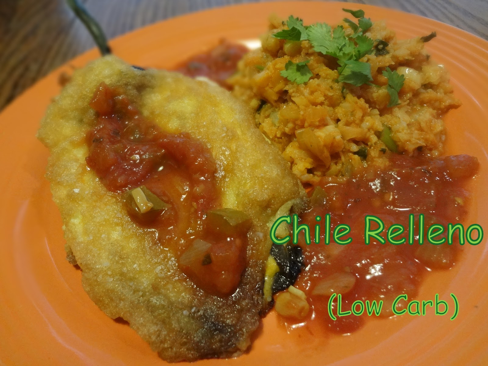 The Busy Broad: Chile Relleno