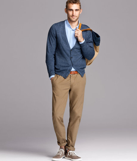 Mantomeasure What To Wear With Beige Chinos Or Khaki Pants