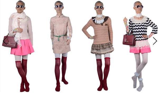vovô chines modelo, sensação da web, modelo, wtf, humor, vovô chines vira sensação apos modelar usando roupas femininas, eu adoro morar na internet