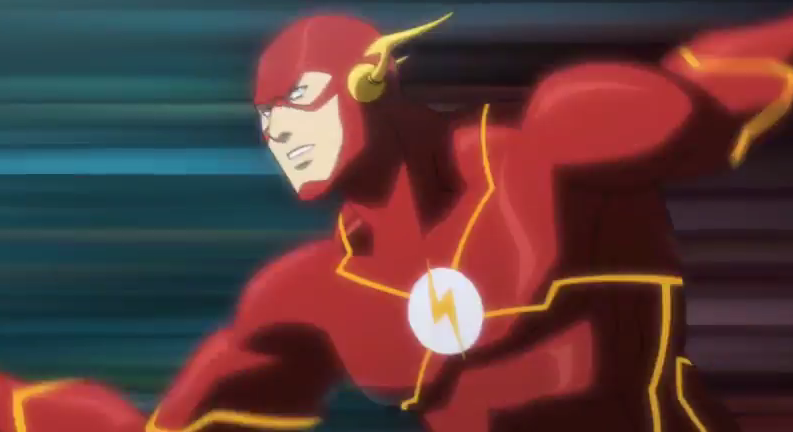 CW's 'The Flash' Intro Gets a Fan-Made Animated Version | Spartantown