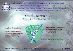 GIET CRICKET TOURNMENT